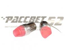 1156-6RED(24) Лампа светодиодная 24v 1156 (1конт) 6-smd RED СТРОБ